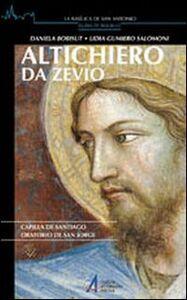 Altichiero da Zevio. Capilla de Santiago. Oratorio de San Jorge