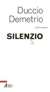 Libro Silenzio Duccio Demetrio