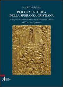 Per una estetica della speranza cristiana. Iconografia e iconologia nella seconda edizione italiana dell'Ordo exsequiarum
