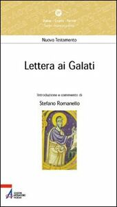 Libro Lettera ai galati