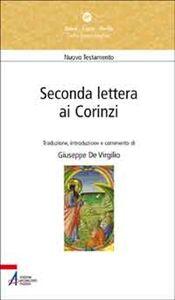 Foto Cover di Seconda lettera ai Corinzi, Libro di Giuseppe De Virgilio, edito da EMP
