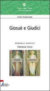 Foto Cover di Giosuè e Giudici, Libro di Francesco Cocco, edito da EMP