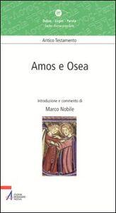 Amos e Osea