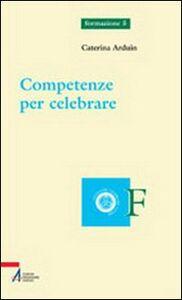 Competenze per celebrare