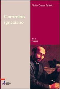 Foto Cover di Cammino ignaziano. Gli «Esercizi spirituali» di sant'Ignazio di Loyola, Libro di G. Cesare Federici, edito da EMP