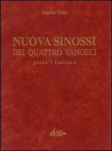 Listadelpopolo.it Nuova sinossi dei quattro vangeli. Testo greco-italiano. Vol. 1: Testo. Image
