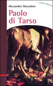 Libro Paolo di Tarso Alessandro Massobrio