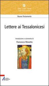 Lettere ai Tessalonicesi. Lectio divina popolare. Nuovo Testamento