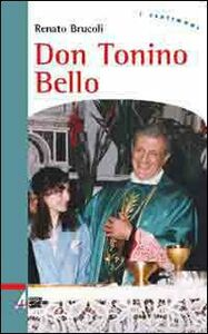 Foto Cover di Don Tonino Bello, Libro di Renato Brucoli, edito da EMP
