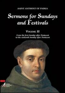 Sermons for sundays and festivals from the first sunday after Pentacost to the sixteenth sunday after Pentecost. Vol. 2