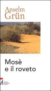 Mosè e il roveto. Immagini bibliche di trasformazione