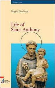 Libro Life of St. Anthony Vergilio Gamboso