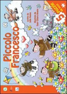 Chievoveronavalpo.it Piccolo Francesco. Ediz. illustrata. Con 5 puzzle Image