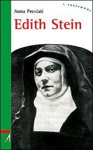 Foto Cover di Edith Stein, Libro di Anna Previati, edito da EMP