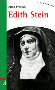 Libro Edith Stein Anna Previati