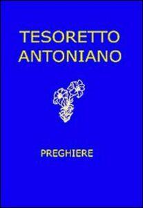 Libro Tesoretto antoniano. Preghiere