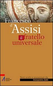 Libro Francesco di Assisi il fratello universale