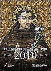Calendario di sant'Antonio 2010