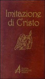 Libro Imitazione di Cristo