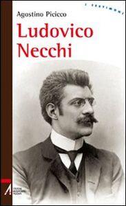 Foto Cover di Ludovico Necchi, Libro di Agostino Picicco, edito da EMP
