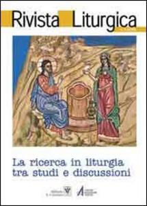 Libro Rivista liturgica (2010). Vol. 4
