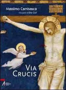 Libro Via crucis Massimo Camisasca