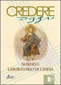 Foto Cover di Nordest: laboratorio di chiesa, Libro di  edito da EMP