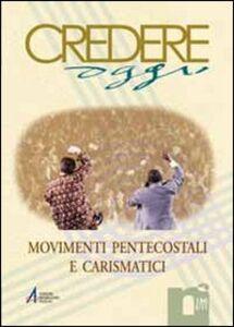 Foto Cover di Movimenti pentecostali e carismatici, Libro di  edito da EMP