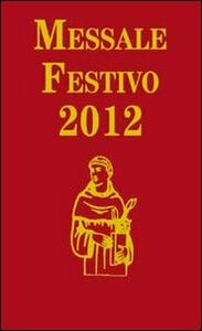 Messale festivo 2012