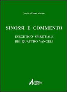 Listadelpopolo.it Sinossi e commento esegetico-spirituale dei quattro vangeli Image