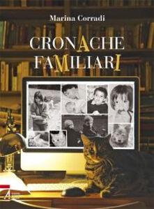 Libro Cronache familiari Marina Corradi