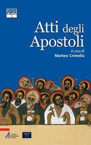 Foto Cover di Atti degli Apostoli, Libro di  edito da EMP