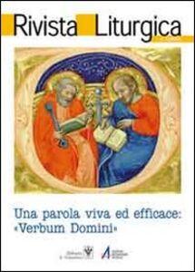 Libro Rivista liturgica (2012). Vol. 2