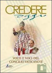 Libro Volti e voci Concilio Vaticano II