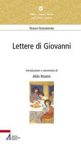 Libro Lettere di Giovanni