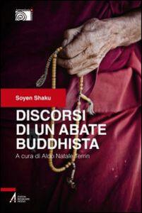 Libro Discorsi di un abate buddhista Soyen Shaku