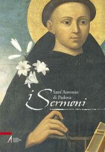 Libro I Sermoni Antonio di Padova (sant')
