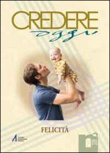 Foto Cover di Felicità, Libro di  edito da EMP