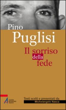 Pino Puglisi. Il sorriso della fede - copertina