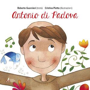 Libro Antonio di Padova Roberto Guarneri