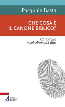 Cocktaillab.it Che cosa è il canone biblico? Cattolicità e selezione dei libri Image