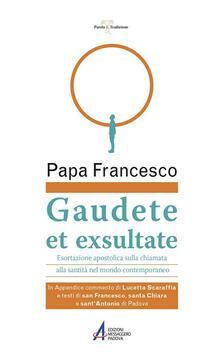 Radiospeed.it Gaudete et exsultate. Esortazione apostolica sulla chiamata alla santità nel mondo contemporaneo Image