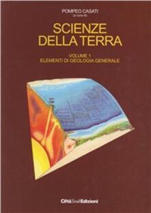 Aboutschuster.de Scienze della terra. Vol. 1: Elementi di geologia generale. Image
