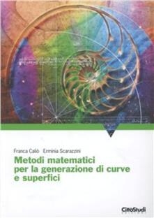 Lpgcsostenible.es Metodi matematici per la generazione di curve e superfici Image