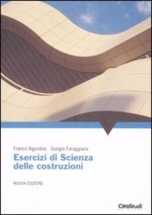 Premioquesti.it Esercizi di scienza delle costruzioni Image
