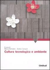 Cultura, tecnologia e ambiente
