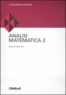 Fondazionesergioperlamusica.it Analisi matematica 2 Image