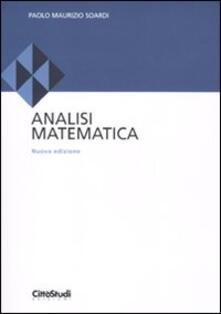 Vitalitart.it Analisi matematica Image