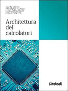 Libro Architettura dei calcolatori