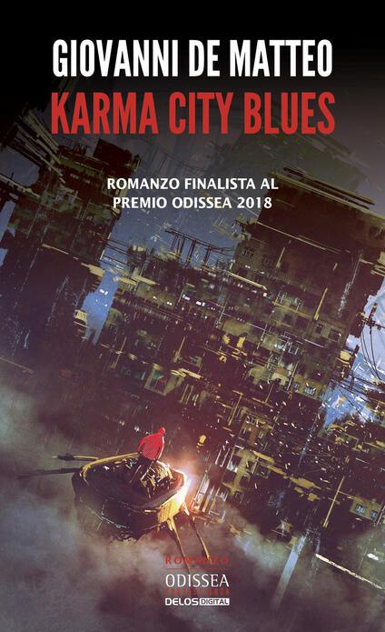 Karma city blues - Giovanni De Matteo - copertina